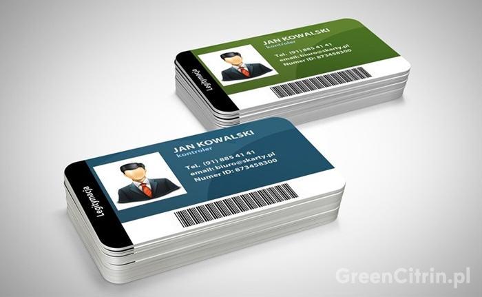 karty biznesowe, firmówki
